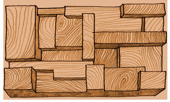 Revestimientos de madera parquets cruzgal - Revestimientos de madera ...